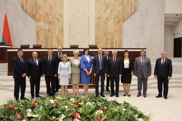 Депутация Гродненской области Палаты представителей Национального собрания Республики Беларусь седьмого созыва